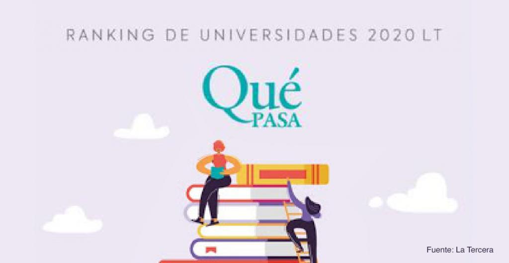 UC ranking universidades chilenas